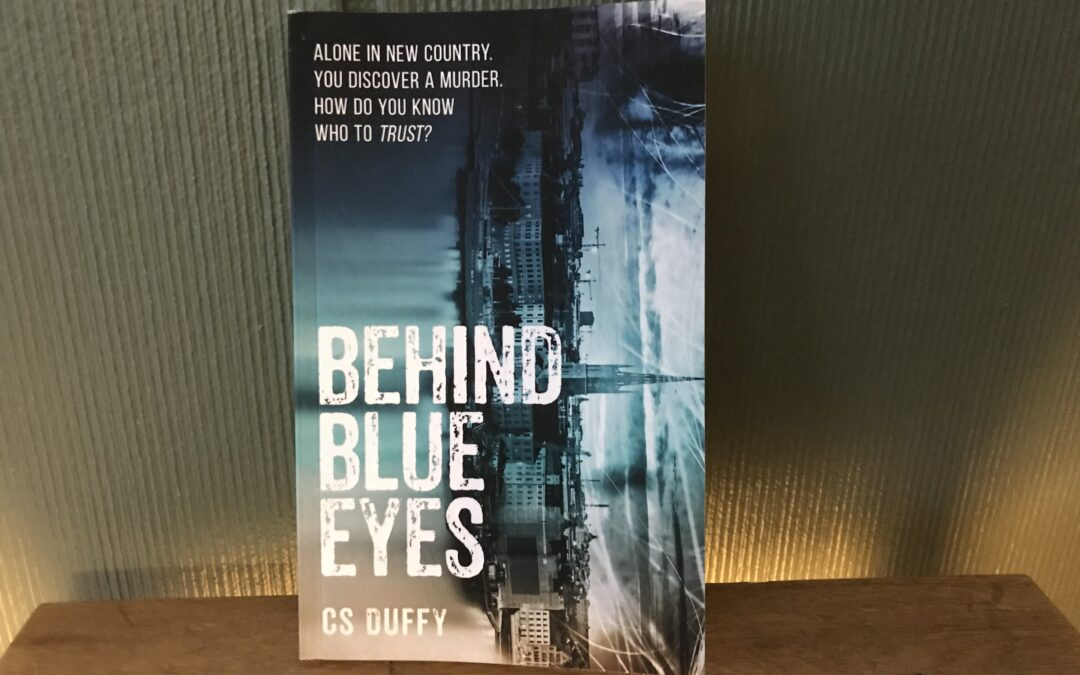 Behind Blue Eyes by CS Duffy