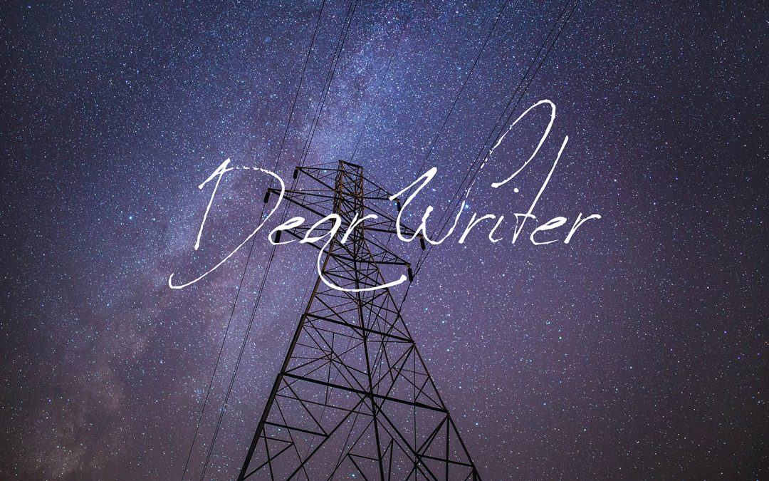 Dear Writer | Interview in Local Newspaper