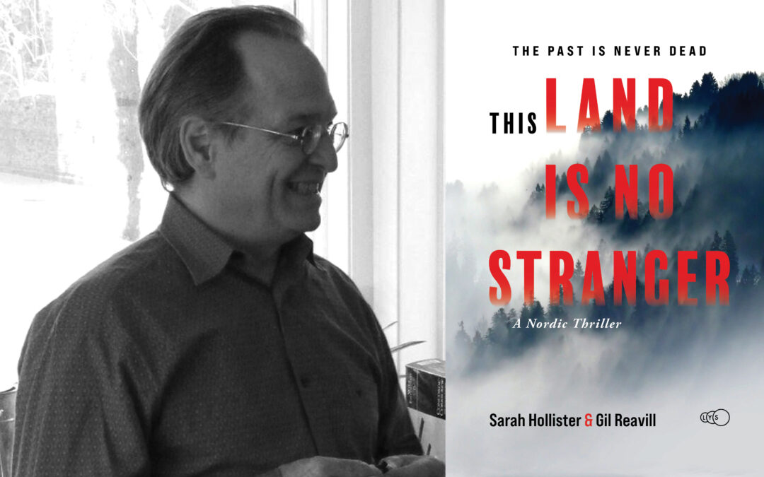 Writing Sweden from America: An Interview with Gil Reavill, Co-Author of This Land is no Stranger
